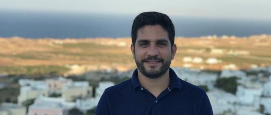 Applying the MBA Skillset to Global Health Challenges: Summer Fellow Vasilis Theodorou (MBA 2022)