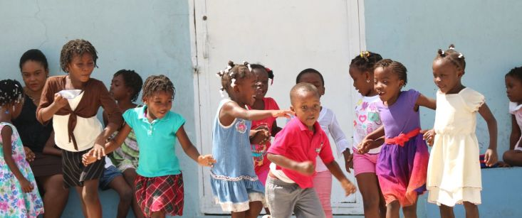 Building a world where all children can fulfill their potential