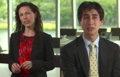 John Beshears and Francesca Gino, faculty cochairs, Behavioral Economics HBS Executive Education