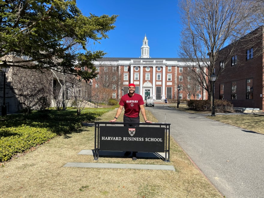 The Art of Perseverance and Resilience: Reapplying to HBS