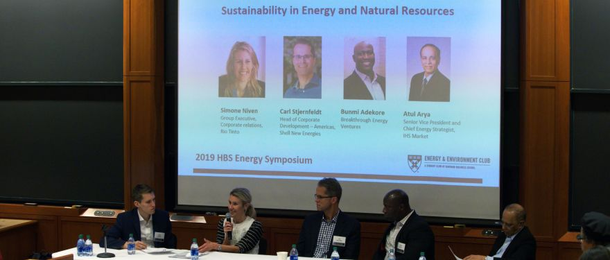 The Power of Business in the Energy Transition