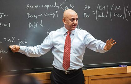 Sunil Gupta, HBS Executive Education faculty, talks about leading in a digital world