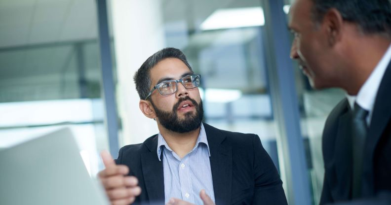 Executives discuss data findings