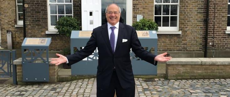 Meet Your Faculty: Arthur Segel, London IFC