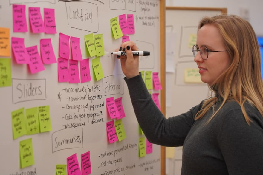 The Product Design Sprint - 5 Things I Learned in Launch Lab 1