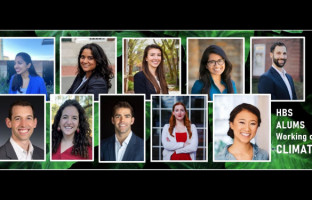 Alumni Spotlight: Career Advice from Alums Working in Climate