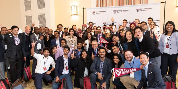 Celebrating 5 Years of Harvard Business School Online [Infographic]