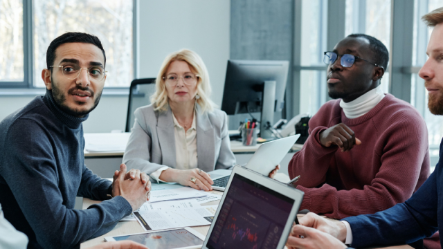 How Do We Sustain Organization Diversity?