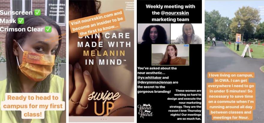 Instagram Takeover - Mae Abdelrahman (MBA 2021)