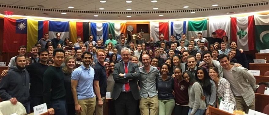 Reflecting on the Section Experience at HBS