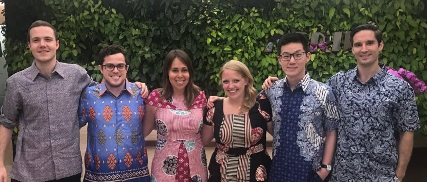 The Global Classroom: From Boston to Jakarta