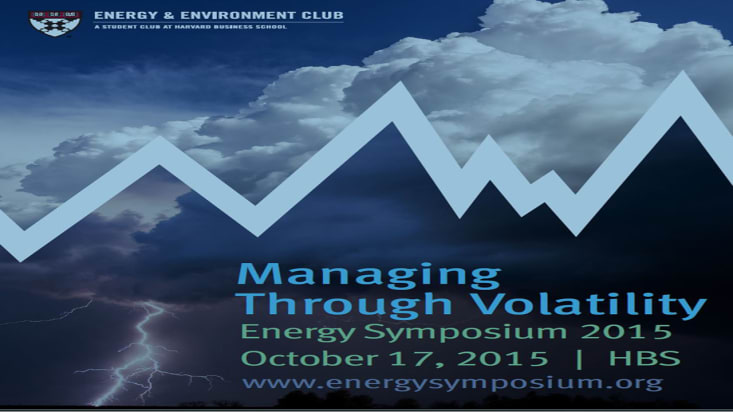 Students, Alumni, and Colleagues Gather to Discuss Leadership in the Energy Industry